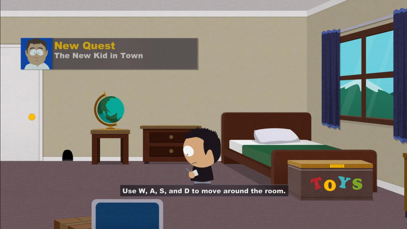 CCC Southpark The Stick of Truth GuideWalkthrough  The