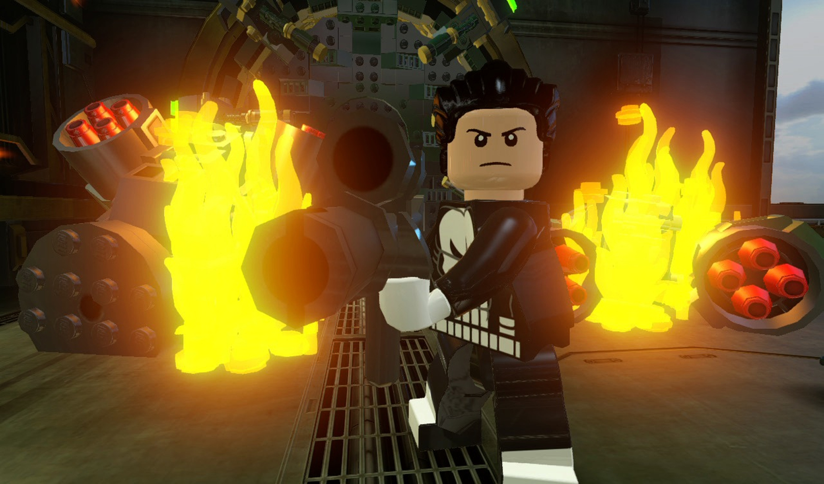 LEGO Marvel Super Heroes Preview For Wii U Cheat Code Central