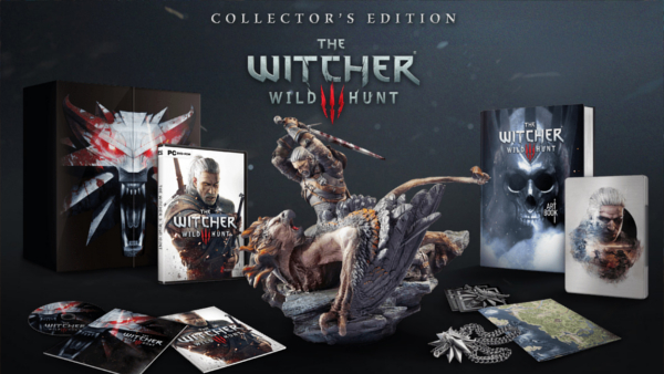 Witcher 3 Copublisher Warns Collector's Edition Is In