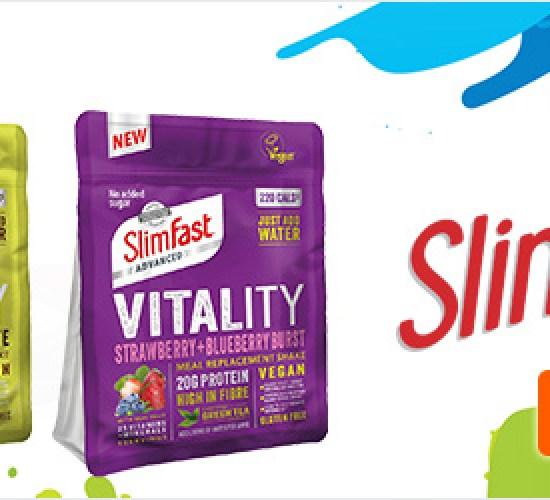Slimfast Vitality Vegan