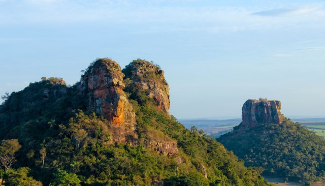 Foto Morro do Camelo, Gabriel Rosa, Flickr/ Creative Commons