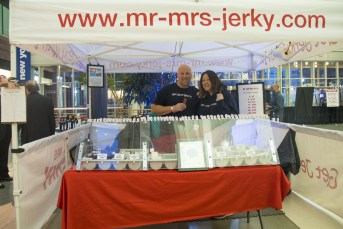 Mr and Mrs Jerky