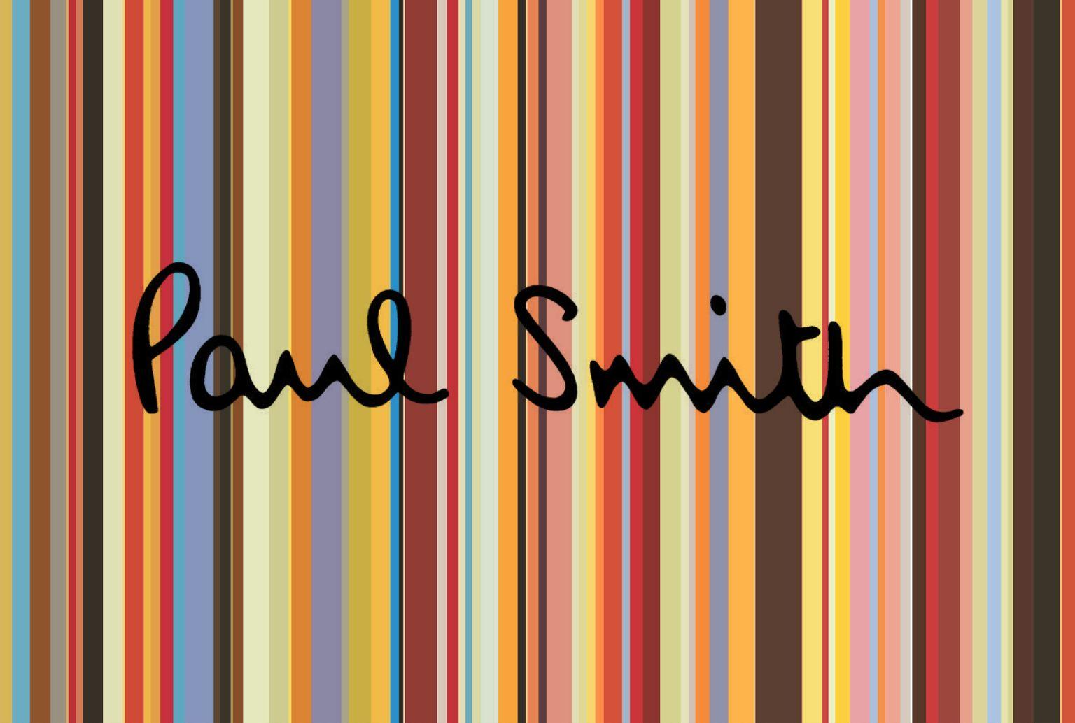 Iconic Stripes The History of Paul Smith  Blog  Childrensalon  Childrensalon