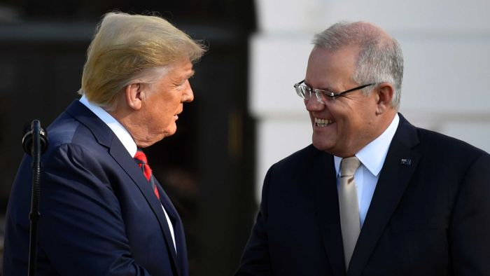 Australia – Viewpoint: Australian Prime Minister Morrison and Trump's dance arouse Beijing's attention – Australia Chinatown