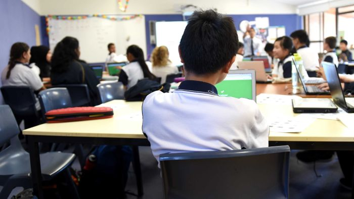 "Australia-Interpretation: How do Chinese parents view Australia's ""backward"" basic education? – Australia Chinatown"