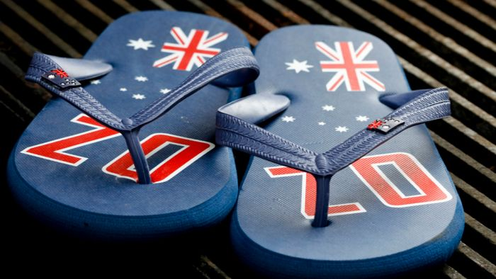 Australia-Analysis: Are rubber flip flops originated in Australia? – Australia Chinatown