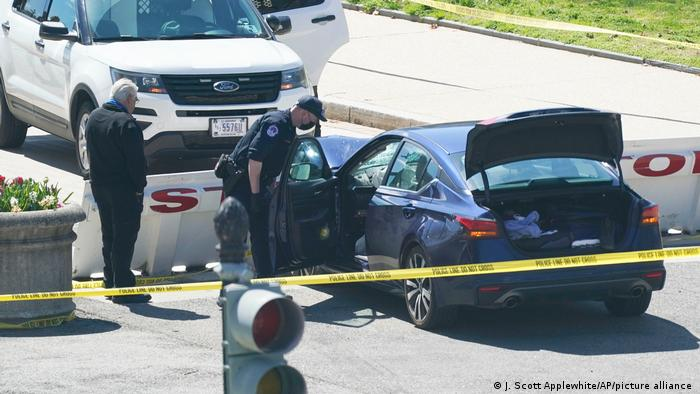 Two people died in vicious security incident at American Congress