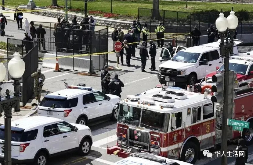 Australia – The White House goes to half mast again!More details of the attack on the American Conference Building revealed: the murderer was a devout follower of the hate organization (Photos) | Australia Chinatown