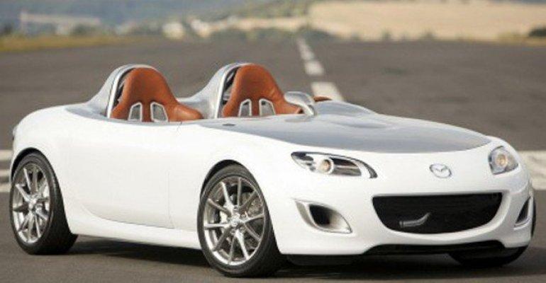 Mazda'dan