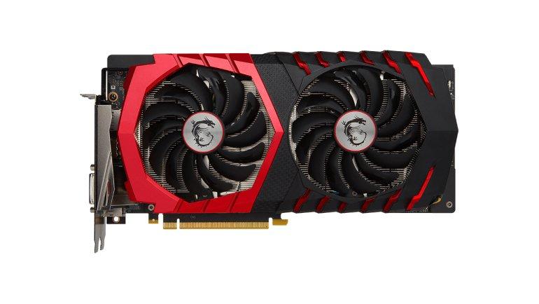 MSI GeForce GTX 1060 GAMING X 6G İncelemesi - CHIP Online
