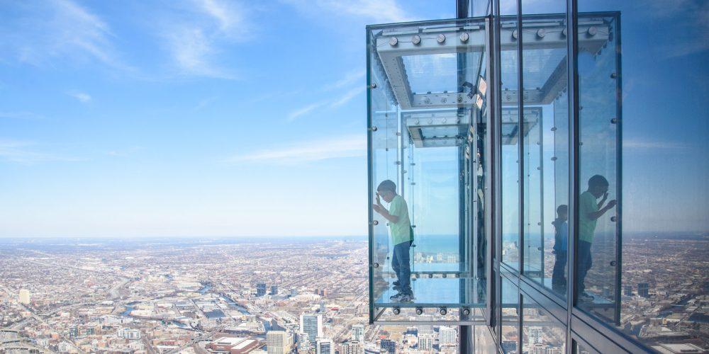 Chicago's observation decks   Choose Chicago