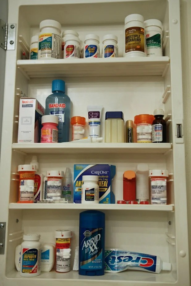 The Dangers of the Family Medicine Cabinet Lawmakers