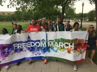 Freedom March to Host Weekend of Testimonies and Prayer for Revival Among LGBT Community