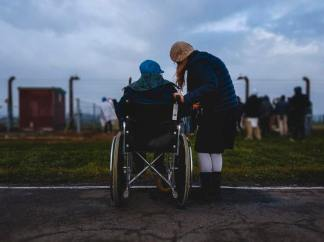 Survey Finds Most Churches Say They Are Welcoming to All, But Few Provide Accommodation for People With Disabilities