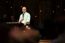 Pastor Scott Sauls Says a Gentle Answer is Christians' 'Secret Weapon' to Diffusing Anger and Defeating Evil and Should Not Get 'Caught Up in Partisan Bickering'