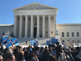 Supreme Court Hears First Abortion-Related Case in Years