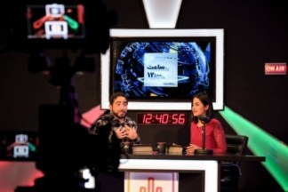 "SAT-7's Interactive TV Program ""Signal"" Gives Iran's 'Secret' Christians a Platform to Share Their Testimonies"