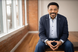 Tony Evans on His Wife's Legacy, Trusting God 'Even When He's Confusing', and Navigating a Year of Loss, Uncertainty, and Grief