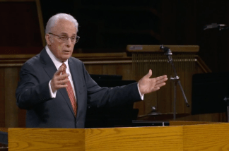 John MacArthur Decries Division and Hostility in the Evangelical Church, Urges Christians to Unite and 'Act Like Christ'
