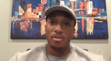 Lecrae Reminds Christians That They Have an 'Answer for the Hopelessness and Worthlessness' in the World, Encourages Them to 'Draw Near to God', and Emphasizes the Importance of Using Art to Lament