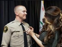 California Sheriff's Deputy Shot in Ambush on San Luis Obispo Police Station is Identified