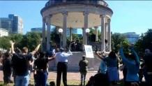 At Boston Prayer Event, Benjamin Watson Says 'Spiritual Change is Needed' to Combat Sin of Racism in America