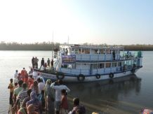 "Church's ""Servant Boat"" Brings Relief to Thousands of People Impacted by Super Cyclone Amphan in India and Bangladesh"