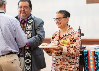 PCUSA Elects First Native American Leader at First-Ever Exclusively Online General Assembly