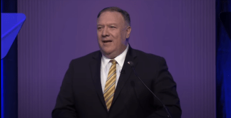 Pompeo Says Abortion 'Isn't a Human Right', Details State Department's Work to Defend Religious Freedom, and Shares How He Tries to Honor God's Truth When Making Decisions
