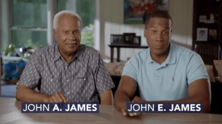 WATCH: Christian Senate Hopeful John James Says the U.S. is the 'Only Country Where You Can Go from Slave to Senator in Four Generations'