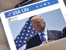 Founder of USA.Life Says It is 'the Answer to Facebook and Twitter Censoring Christians and Conservatives'