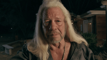"Dog the Bounty Hunter Talks Grief, Trusting God After His Wife's Death, and New Film ""Hunter's Creed"""