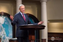 Charles Stanley Stepping Down as Senior Pastor of First Baptist Church Atlanta After 50 Years; Dr. Anthony George to Take Over