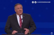 Secretary of State Mike Pompeo Speaks on Faith and Religious Freedom at Prestonwood Baptist Church