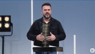 Willow Creek Community Church Pastor David Dummitt Says Their Aim is to Follow Luke 15 and 'Relentlessly Pursue Lost People'