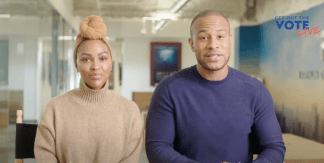 """WATCH: DeVon Franklin and Meagan Good Endorse Joe Biden and Kamala Harris While Hosting Virtual """"Get Out the Vote: A Soul of the Nation Gospel Concert Special"""" Event"""