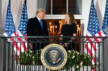 Conservative Leaders, Pastors, and Pro-Life Groups Praise Confirmation of Judge Amy Coney Barrett