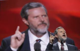 Jerry Falwell Jr to Take 'Indefinite Leave of Absence' 'Effective Immediately' from Liberty University After Request from Board of Trustees