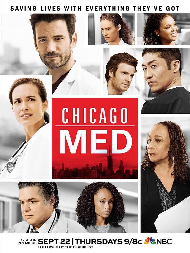 Chicago Med Saison 1 Streaming : chicago, saison, streaming, Chicago, Season, Spoilers, Date:, April's, Health, Crisis, Worsens;, Continues, Struggle, After, Promotion, Christian