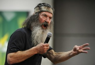 Phil Robertson on Kingdoms at War: What Does Your Vote Say About Your Soul?
