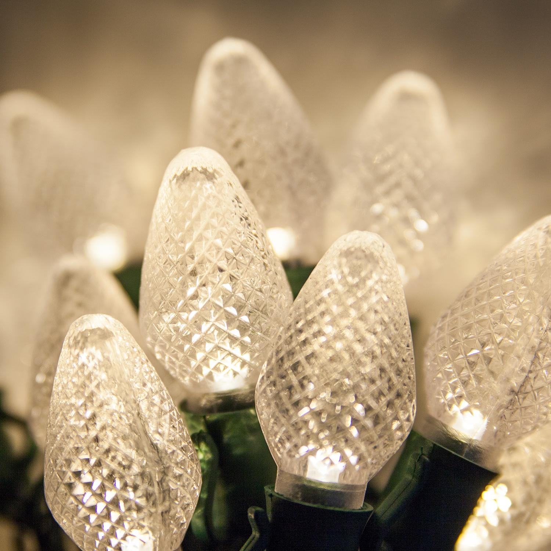 hight resolution of c7 warm white led christmas lights