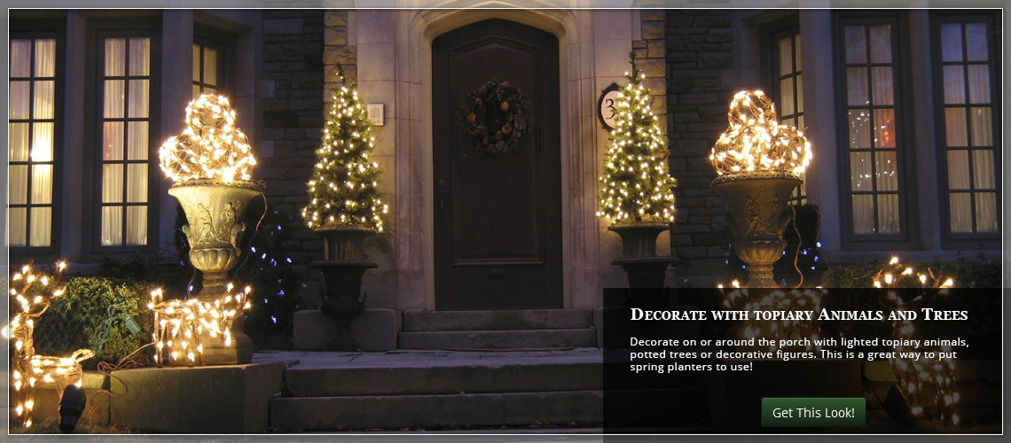 Christmas Door Decorating Ideas