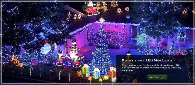 Incredible Decoration Christmas Lights For Trees Outdoor Tree Holiday Lighting Fshd