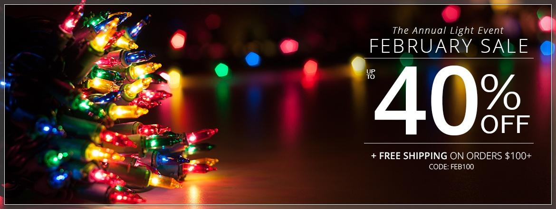 Christmas Lights Types