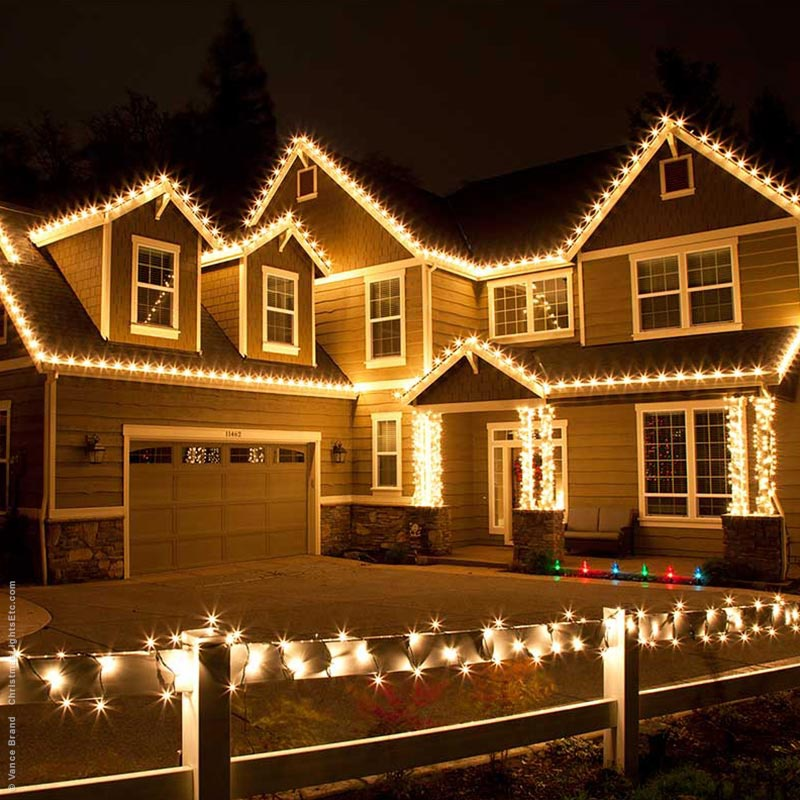 Exceptionnel Outdoor Christmas Decorating Ideas