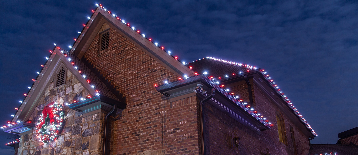 hight resolution of how to hang christmas lights