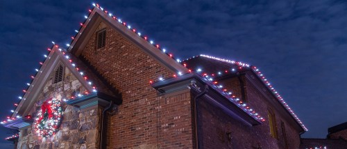 small resolution of how to hang christmas lights