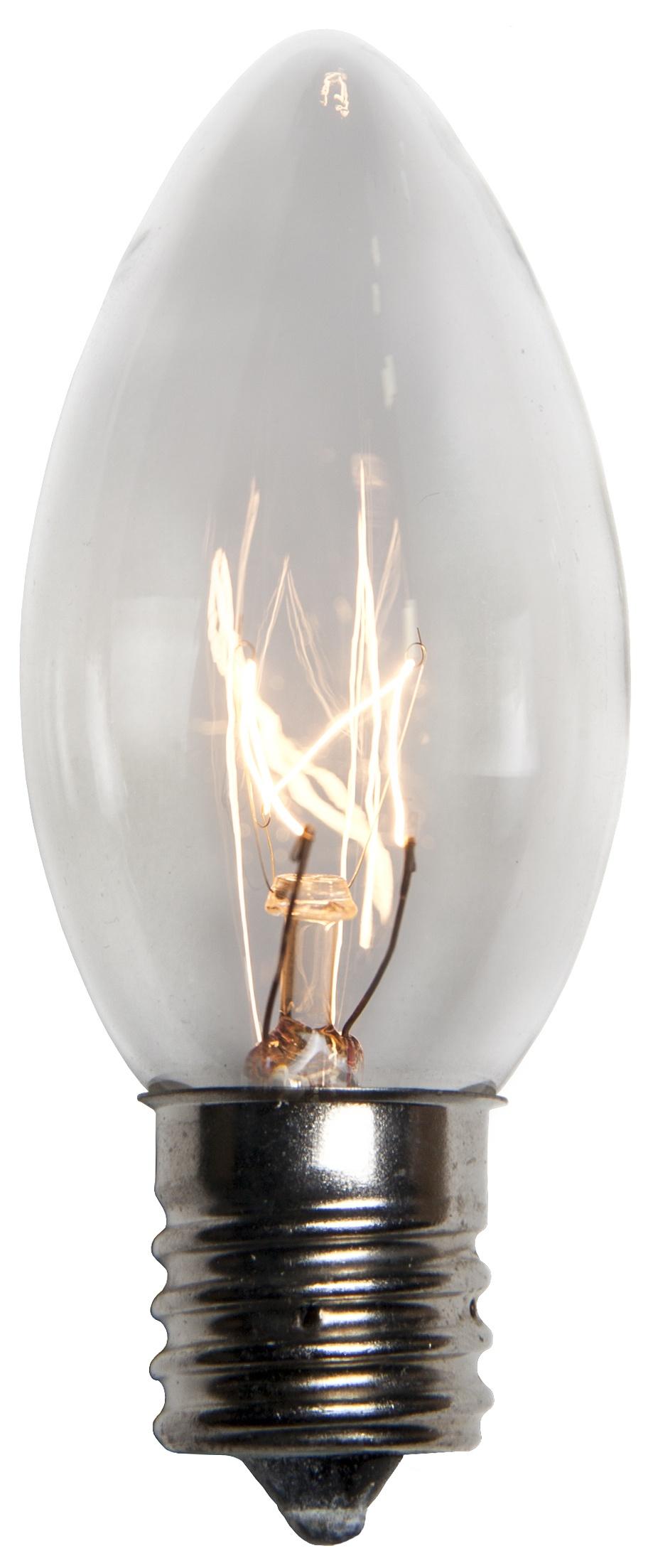 C9 Christmas Light Bulb  C9 Clear Christmas Light Bulbs