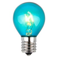 E17 Patio and Party Light Bulbs - S11 Triple Dipped ...