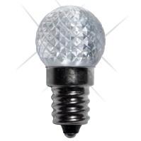 G20 Twinkle Cool White LED Globe Light Bulbs